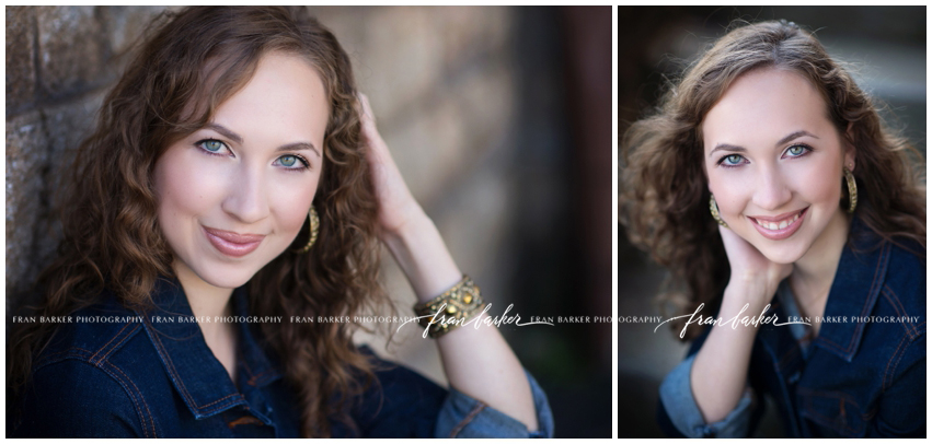 Senior pictures Photographer New Albany Ohio Fran Barker