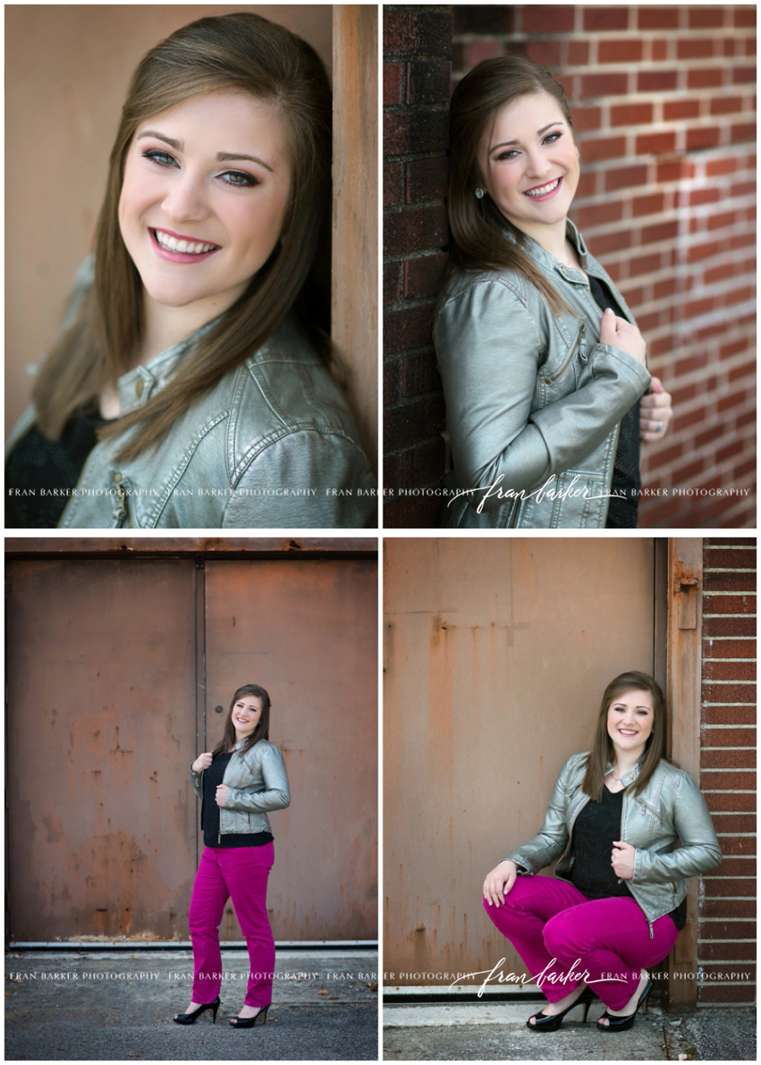 Senior Portrait Photographer Gahanna Ohio