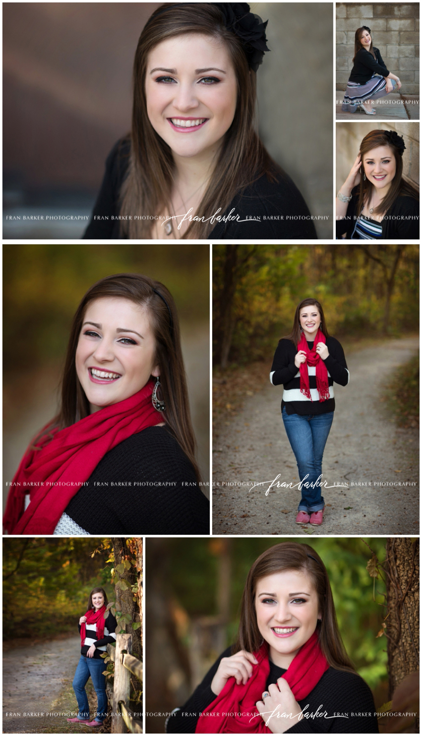 Senior Pictures Photographer Gahanna Ohio Fran Barker