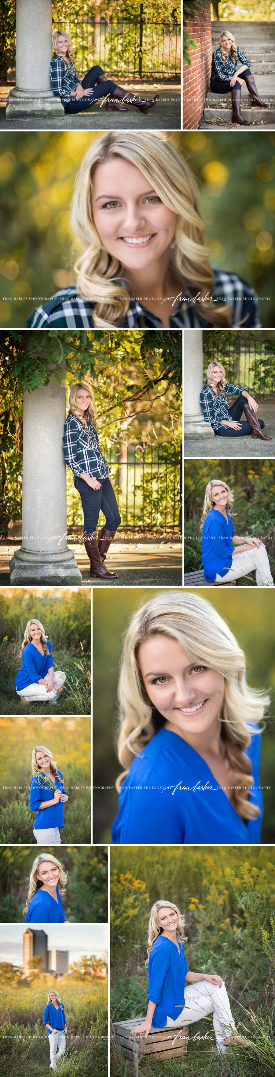 senior pictures dublin ohio