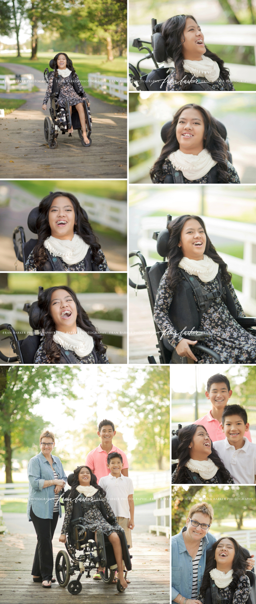 new albany ohio senior pictures, new albany country club, cerebral palsy portraits, cerebral palsy is beautiful,